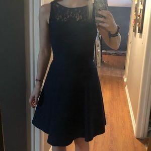 Size 6 Blue  Cocktail Dress